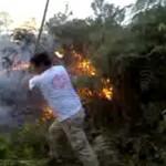 incendio-forestal-villa-rica