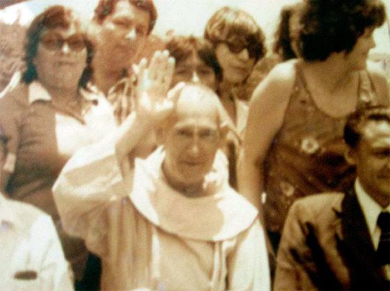 P. ÁNGEL ISIDRO SALVADOR GUTIÉRREZ, O.F.M. VILLA RICA, 1980
